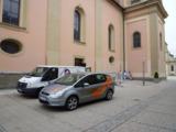 Nach der Sanierung mit epasit ist das Aushängeschild Ludwigsburgs wieder schön anzusehen