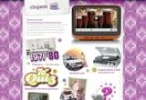 Virtuelle Party für Cirquent (NTT Data)