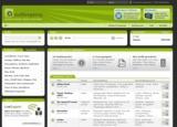 Startseite der Website audioagency.de