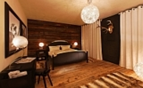 """""""Das Kronthaler"""" bietet drei luxuriöse Luis-Trenker-Suiten."""