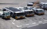 Protokollierendes Zugriffsmanagement auf die Flughafenfahrzeuge