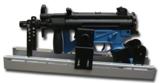 MP5-Waffenschließfachanlage mit RFID-Fachinhaltserkennung