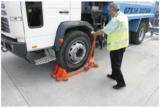 Mobile Radfixierung verbessert die Sicherheit an der Laderampe