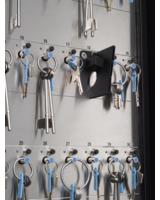 Gesicherte Verwaltung von Schlüsseln und Zugangskarten