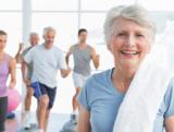 Bald auch in der Fitness Oase Wörth -  Aktiv leben nach Krebs. Foto: Fotolia