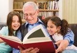 Enkel wünschen sich fitte Großeltern. Foto: Fotolia