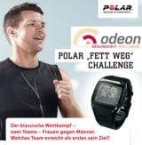 Polar Fett weg Challenge im odeon Fitness Gesundheit Wellness in Duisburg