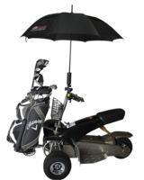 Die Alternative zu anderen Golffahrzeugen: Das Golf Trike®. Foto: Andrew J. Hudson