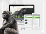 Responsive Relaunch von berggorilla.org durch die igroup Internetagentur
