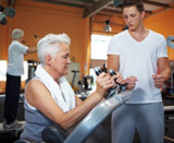 Medizinische Trainingstherapie macht wieder fit. Foto: Fotolia