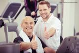Wieder fit dank Reha-Sport. Foto: Fotolia/contrastwerkstatt
