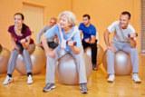 Wieder fit mit Reha-Sport und Gymnastik in Poing bei München. Foto: Fotolia