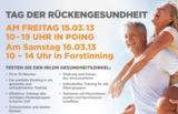 Rückentag im Therapie- & Trainingszentrum Baumann