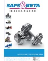 Das SAFS & BETA Ausbildungsprogramm 2011