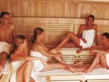 VITALIS lädt zur Mitternachts-Sauna in München. Foto: Horn Verlag