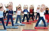 Kurse wie Step sind bei den Mitgliedern beliebt. Foto: Horn Verlag
