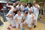 Das Team des fit & funny in Stuttgart. Foto: fit & funny