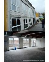 Der Umbau des Vitalis Gesundheitszentrums ist fast abgeschlossen.
