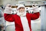 Weihnachtliches Training in der Fitness Oase Wörth. Foto: Fotolia