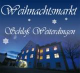 Weihnachtsmarkt 2011 auf Schloss Weiterdingen