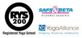 Zertifizierung bei der American Yoga Alliance für SAFS & BETA