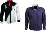 Italienische Design Hemden