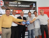 Foto: hl-studios, Erlangen: Das erweiterte Trainer-und Förderer-Team