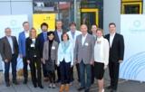 Foto: hl-studios, Erlangen: Vorstand und Wissenschaftlicher Beirat des Schreibmotorik Institut e.V