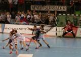 (Foto: hl-studios, erlangen):HC Erlangen und Füchse Berlin trennen sich unentschieden 28:28