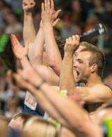 (Foto: hl-studios, Erlangen): HC Erlangen: Handball-Emotion pur in der Arena Nürnberger Versicherung