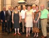 (Foto: hl-studios, Erlangen): Vorstand und Mitglieder: Stiftergemeinschaft Museum Industriekultur