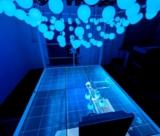 (Foto: hl-studios, Erlangen) – hl-studios entwickelt für Siemens ein kinetisches Cloud-Modell