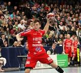 Christoph Steinert war erfolgreichster Schütze des HC Erlangen