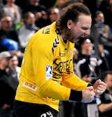 (Foto: HJKrieg, hl-studios, Erlangen): Nikolas Katsigiannis war einer der Matchwinner