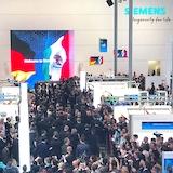 (Foto: hl-studios, Erlangen): hl-studios demonstriert neuen Kommunikationsansatz auf der HM18