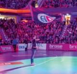 (Foto: hl-studios, Erlangen): Der HC Erlangen spielt am 19. September Lu.-Friesenheim in der Arena