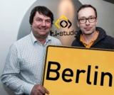 Foto: hl-studios, Erlangen (v. l. n. r.):  Die Geschäftsführer Alfons Loos und Jürgen Hinterleithner
