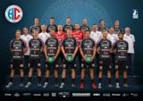 (Foto: hl-studios, Erlangen): HC Erlangen - 1. DKB Handball-Bundesliga: Mannschaftsfoto 2016/2017