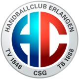 HCE-Logo: www.hc-erlangen.de