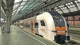 (Foto: Siemens AG, Erlangen): Der Rhein-Ruhr-Express – ab Ende 2018 bereit