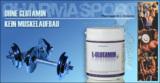 L-Glutamin zum Muskelaufbau
