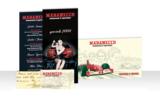 druckBOMBE.de liefert Visitenkarten, Geschäftspapier, Umschläge und sonstige Geschäftsdrucksachen