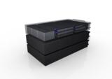 Das Lithium-Ionen-Batteriesystem 45M AKASYSTEM basiert auf den prämierten AKAMODULEs