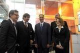 Vertreter von Konarka auf der EU PVSEC in Hamburg (c) Konarka