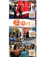 E.ON überzeugt mit klaren Botschaften, ABB mit seinem stimmigen Design und E3DC mit seinen Aktionen.