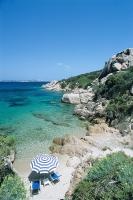 Kleiner Strand - Sardinien