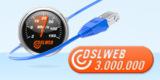 Rekordmarke: Mehr als 3 Millionen Messungen beim DSL Speedtest