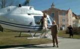 Hochzeit - Helicopter