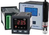 PH-Regler PCE-PHC 1 und der Universalregler PCE-RE 22
