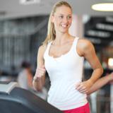 Das Fitness-Studio ist eine gute Alternative zum Outdoor-Training.